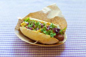 California Hotdog (auch vegan)